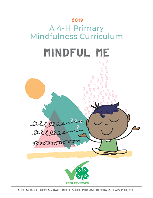4-H Mindful Me Curriculum Cover