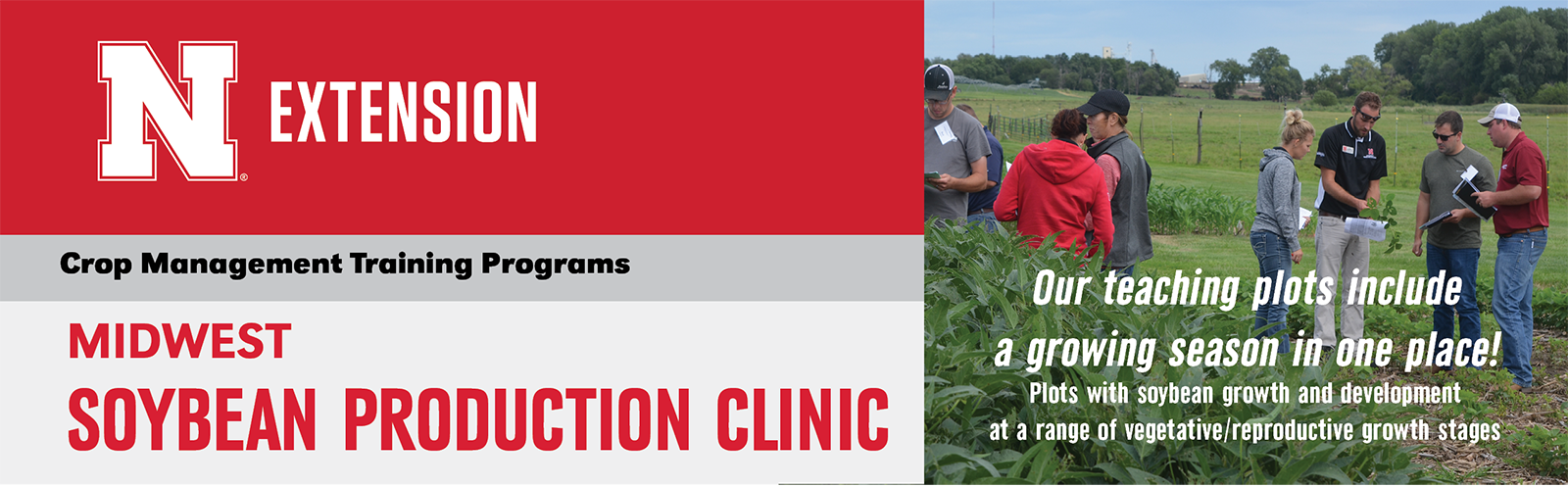 Midwest Soybean Production Training