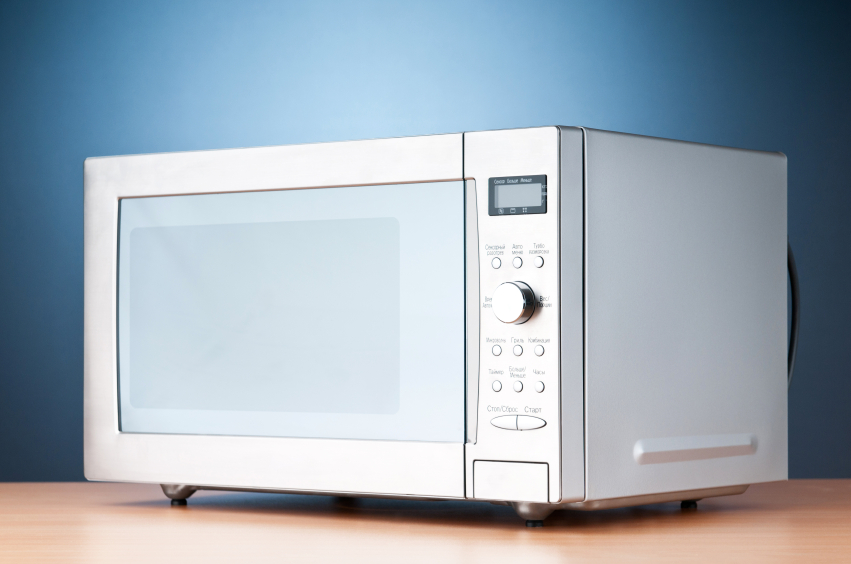Microwave ovens can be useful for testing moisture levels of compost