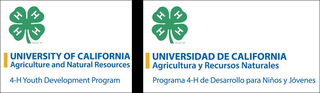 California 4-H Logo